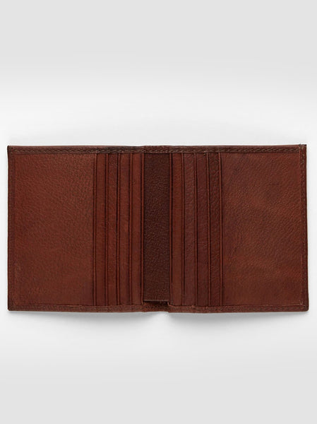 Wallet | Nevio | Chestnut Leather
