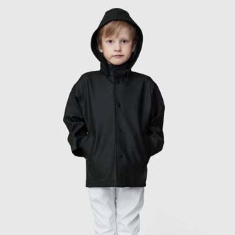Stockholm Mini Black 6-8 years