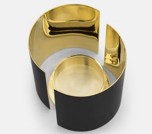 Candle Holder | Infinity | Black - STOCKHOLM