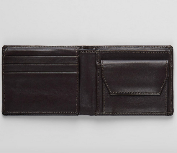 Wallet | Alessio | Brown Leather