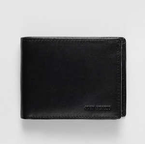 Wallet | Alessio | Black Leather
