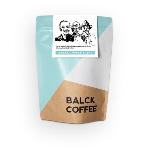 Sustainable Coffee Beans | Balck Coffee Blend