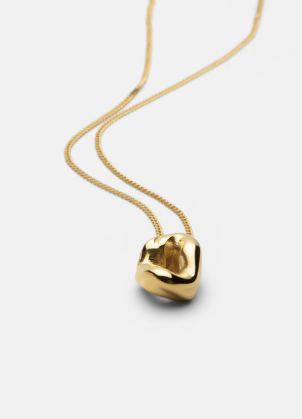 Necklace | Chunky Petit | Gold Plated