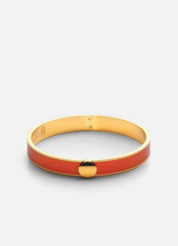Bangle | Plain with lock | 9 MM