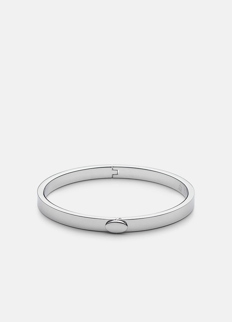 Bangle | Eternal  | Regular | Polished Steel - STOCKHOLM