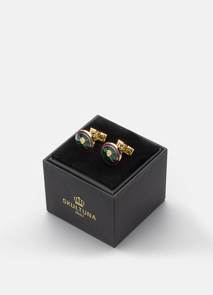 Cufflinks | British Sporting | Golf - STOCKHOLM