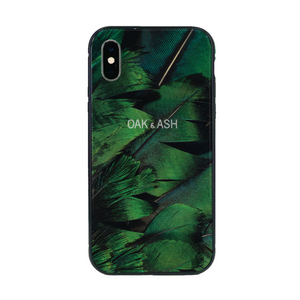 The Phone Case - Green Feather - STOCKHOLM