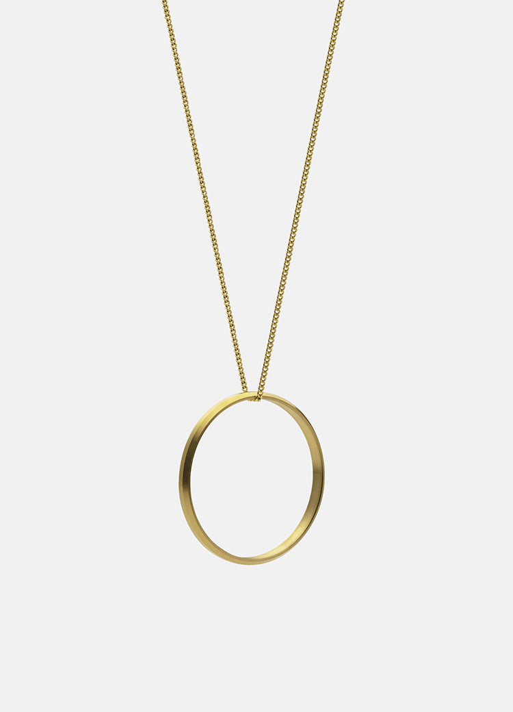 Necklace | The Icon Series | Gold | Large - STOCKHOLM