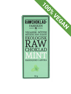 Raw chocolate | Mint - STOCKHOLM