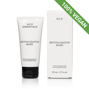 Revitalization Mask | 50 ml | with Clotholine® & Hyaluronic Acid