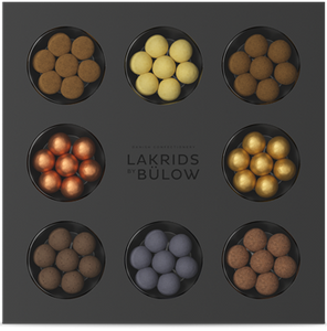Selection Box | Limited Edition | Chocolate Coated Liquorice