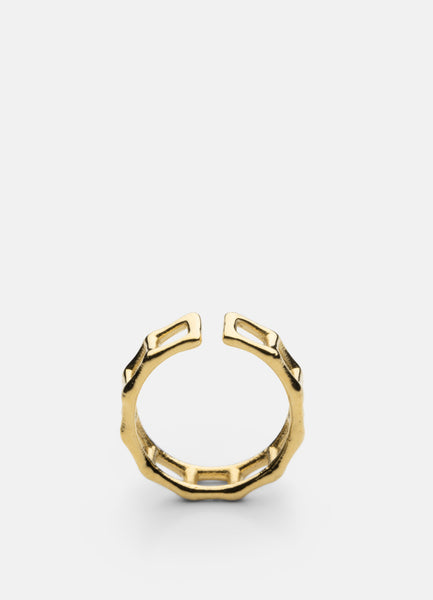 Ring | Bambou Trail | Gold