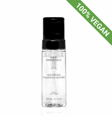 Soothing Cleansing Mousse | 150 ml | With Glycerine