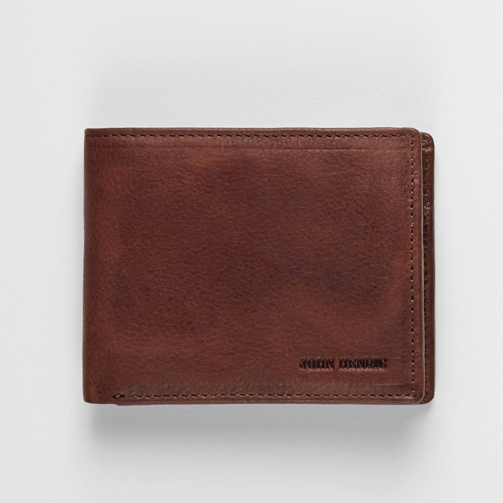 Cardholder | Alessio | Chestnut Leather - STOCKHOLM