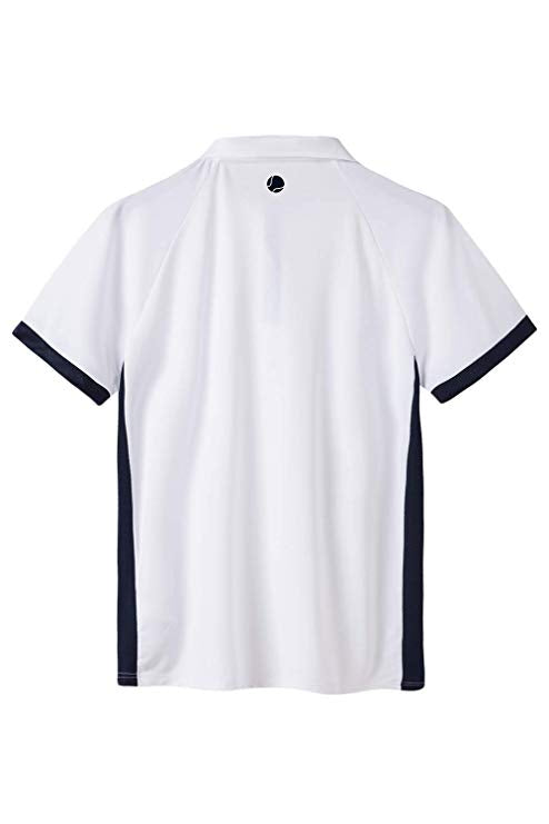 Little Boys' Short Sleeve Solid Deck Polo Shirt Size 12