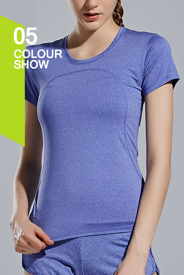 Womens Sports Running T Shirt,XL