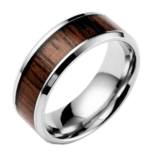 Wedding Titanium Ring