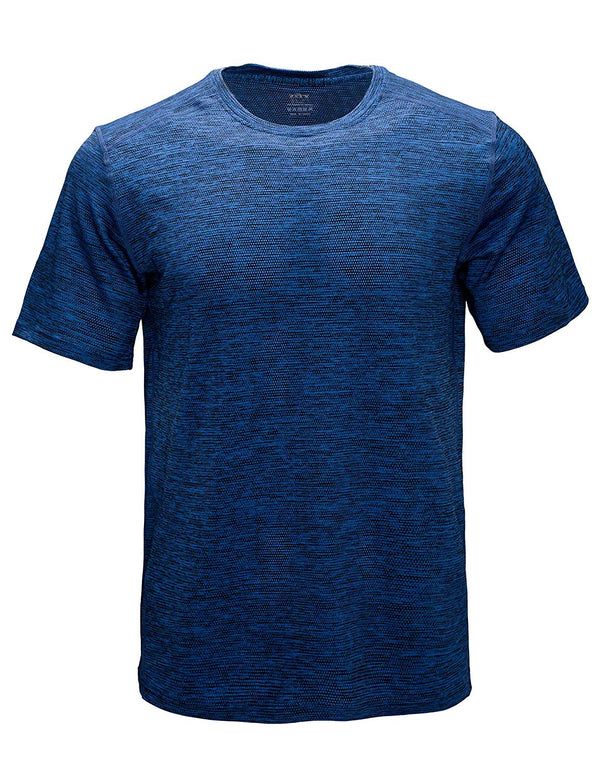 ZITY Men¡¯s Athletic Quick Dry Short Sleeve T Shirts,XXXL