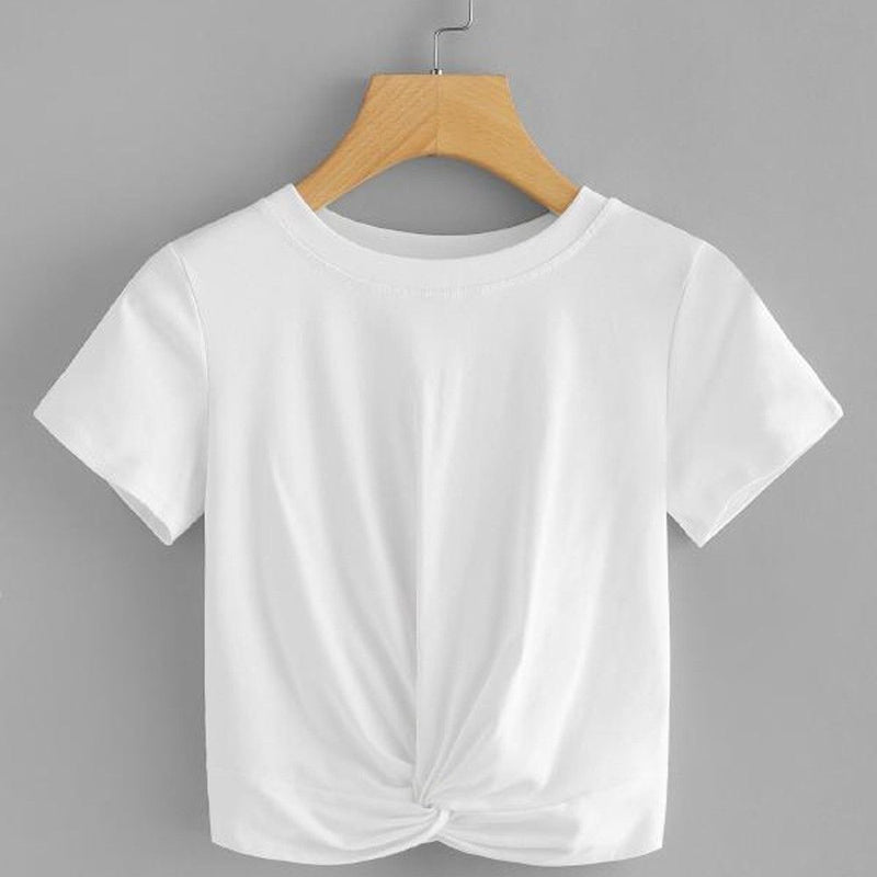 Plain round neck sport T-shirt,XL