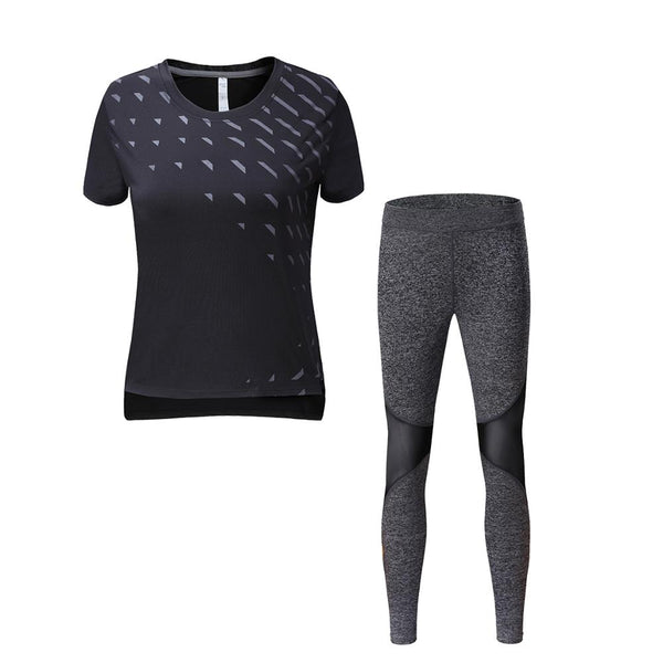 leisure fitness women set sports wear,XL