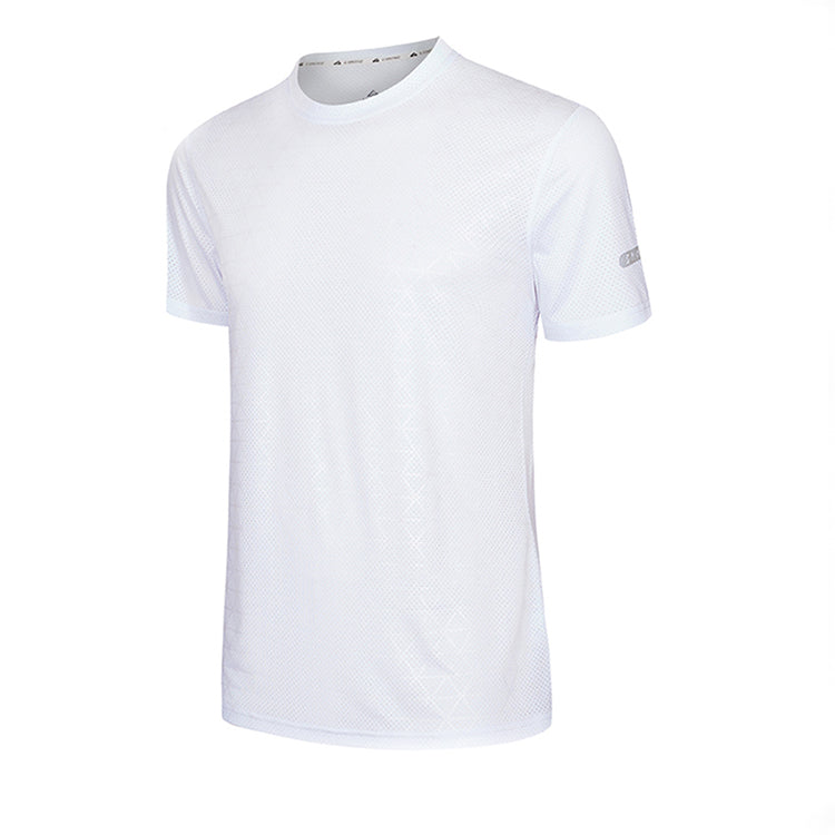 dry fit jersey soccer football shirt sport t-shirt,white,3XL