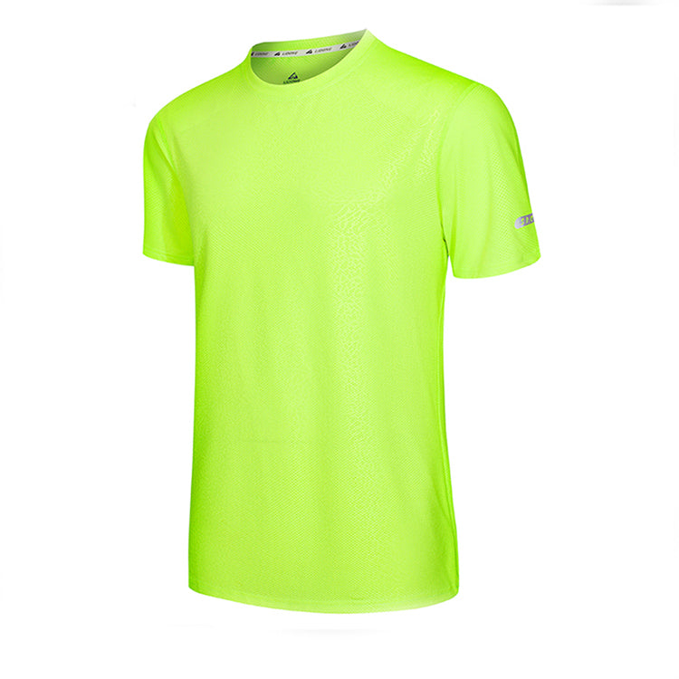 dry fit jersey soccer football shirt sport t-shirt,green,3XL