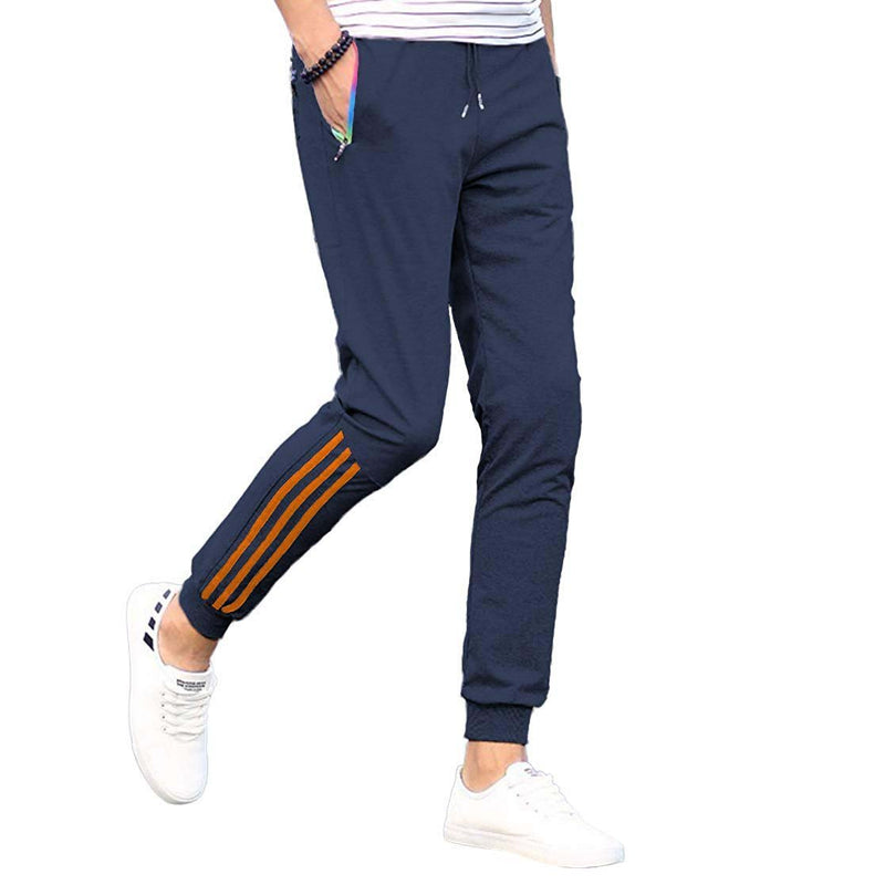 Geek Lighting Mens Active Soccer Training Pants Casual Gym Jogger Sweatpants 12