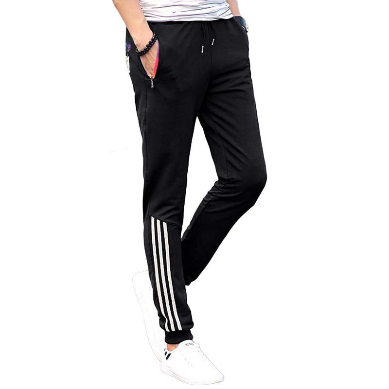 Geek Lighting Mens Active Soccer Training Pants Casual Gym Jogger Sweatpants 13