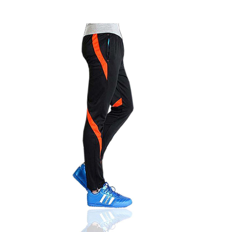 Geek Lighting Mens Active Soccer Training Pants Casual Gym Jogger Sweatpants 6