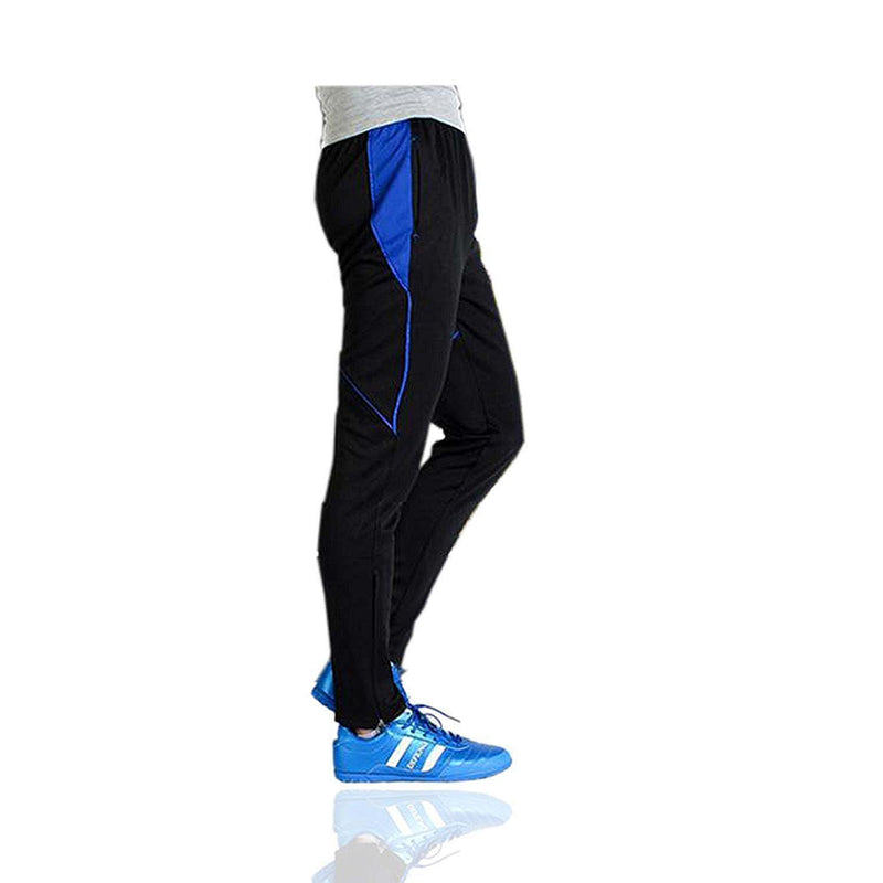 Geek Lighting Mens Active Soccer Training Pants Casual Gym Jogger Sweatpants 7