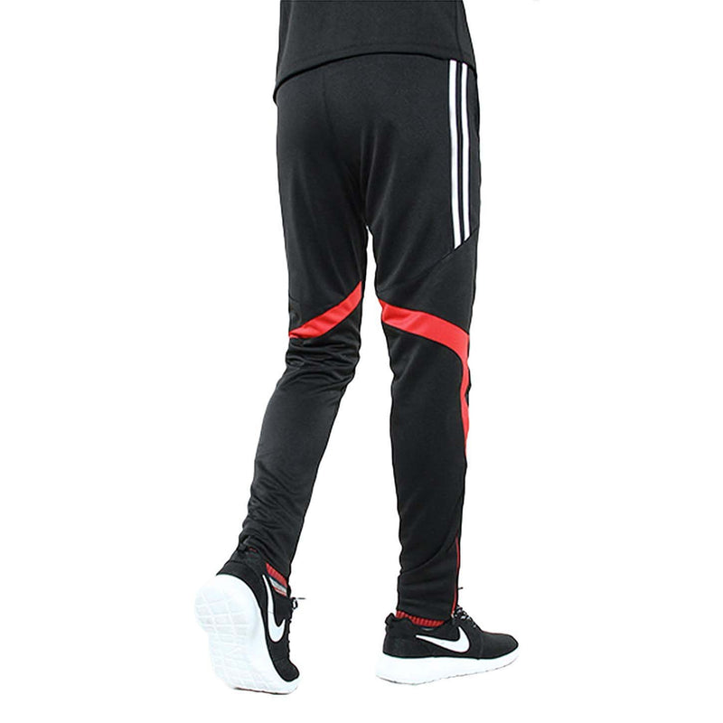 Geek Lighting Mens Active Soccer Training Pants Casual Gym Jogger Sweatpants 9