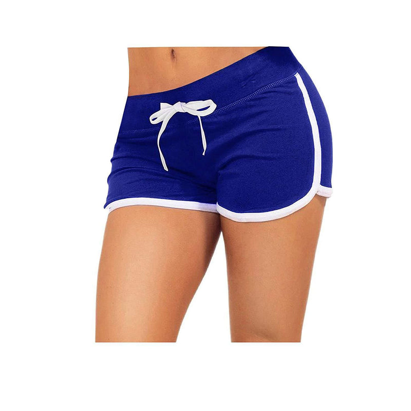 Little Beauty Womens Yoga Elastic Waist Running Athletic Shorts 8