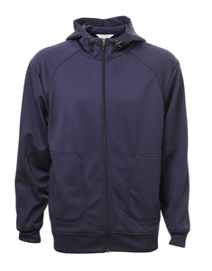 Fleece Zip Sweater with Hood ATC F221