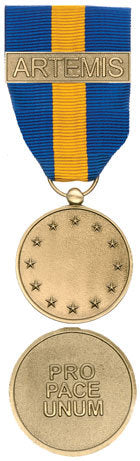 (ESDP) European Security and Defense Policy Service Medal