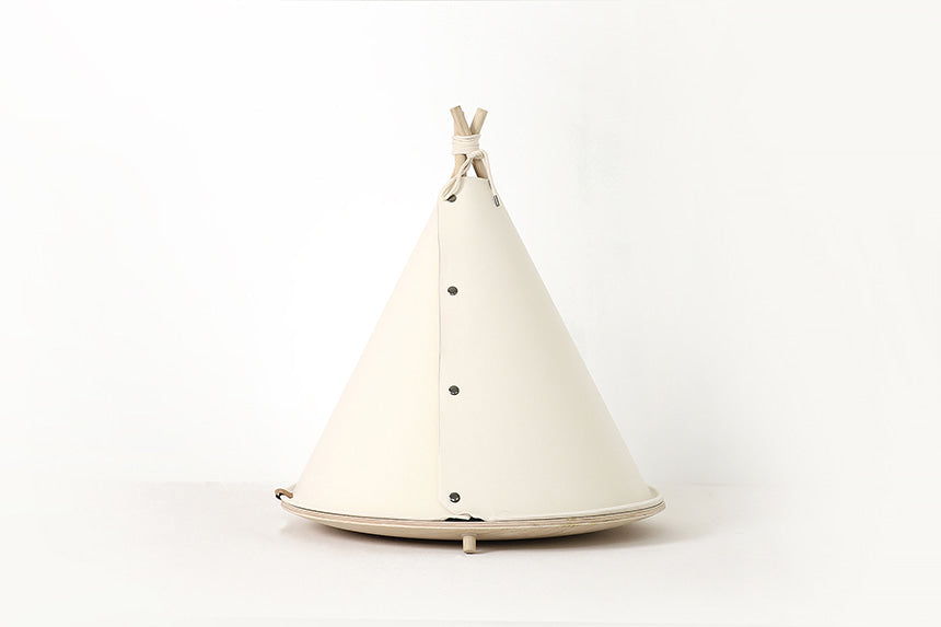 Choco Tent . Natural Beige