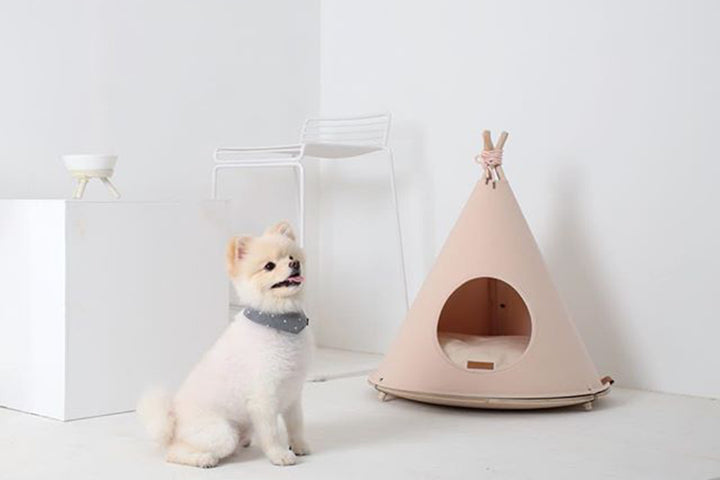 Choco Tent . Soft Pink