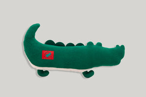 Lazy Crocodile Nosework Toy