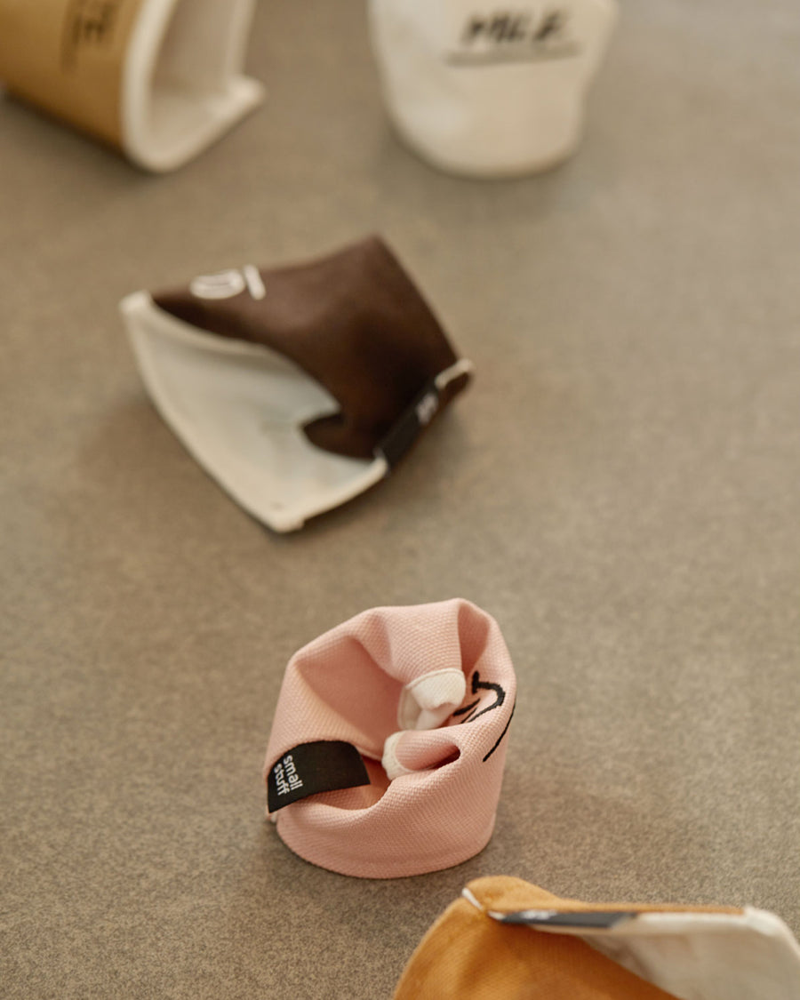 PAPER CUP NOSEWORK TOY