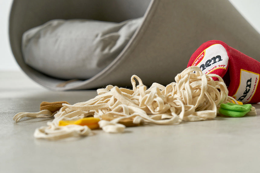 RAMEN NOSE WORK TOY