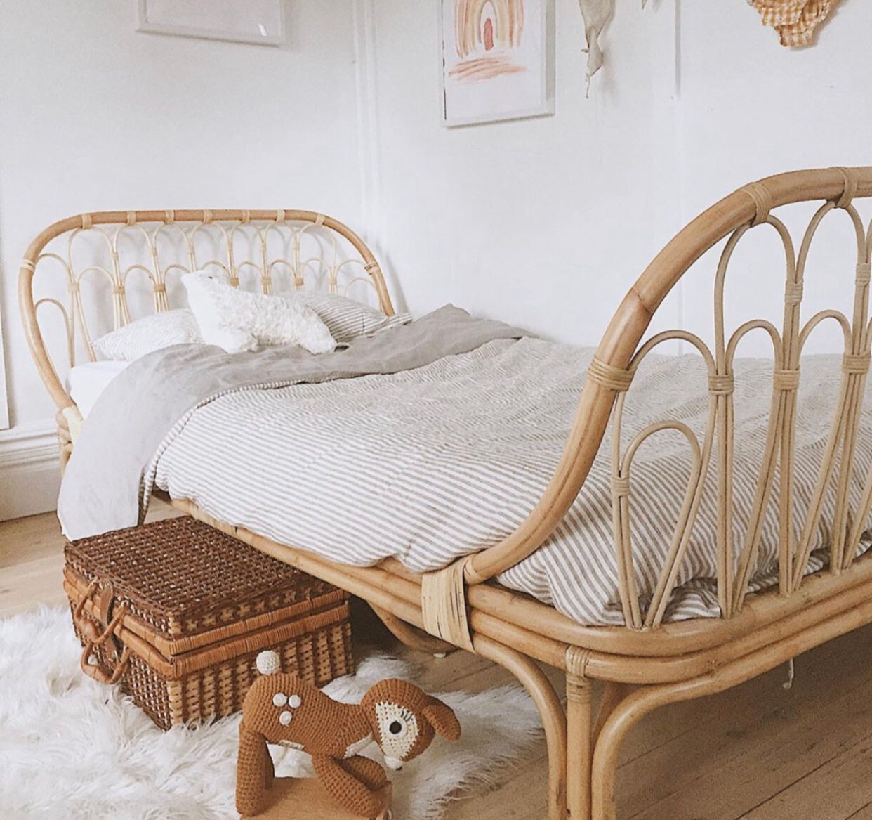 New ! Rattan Daybed Oslo