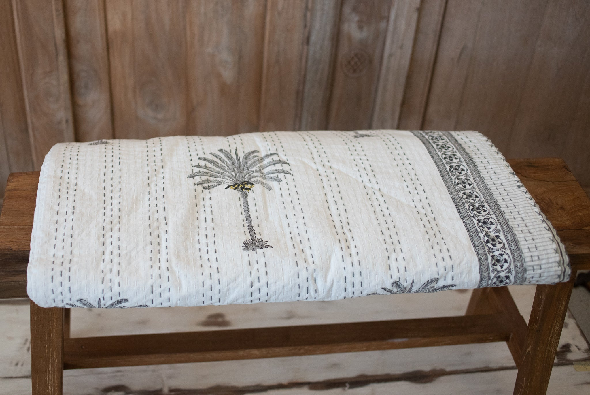 Bed cover Imperial Palm King