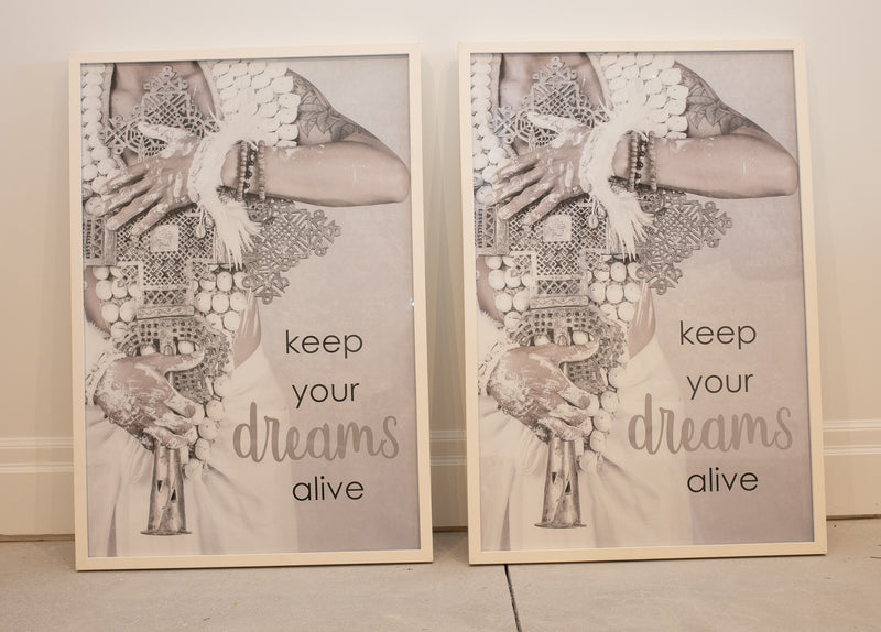 PHOTO ART  PICTURE - Keep your dream alive - Giovanna Photography