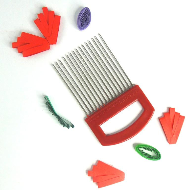 CRAFT TOOLS WEEK - SUNDAY - QUILLING COMB