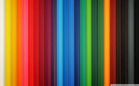 Single colour strips