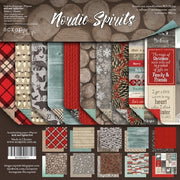 "12"" x 12"" paper pad - Nordic Spirits - Crafty Wizard"