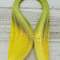 Dark centered yellow to lime green - Crafty Wizard