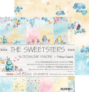 "8"" x 8"" paper pad - The Sweetsters - Crafty Wizard"