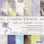 "8"" x 8"" paper pad - Creative Reverie - Crafty Wizard"