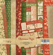 "8"" x 8"" paper pad - Christmas Night - Crafty Wizard"