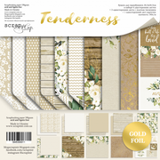 "12"" x 12"" paper pad - Tenderness - Crafty Wizard"